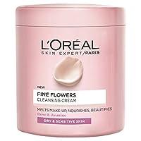 L'Oréal Paris欧莱雅花朵玫瑰茉莉精华卸妆膏200ml