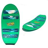 Spooner Board Freestyle - 绿色