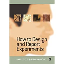 How to Design and Report Experiments (English Edition)