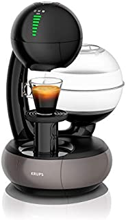 Krups 克鲁伯 Dolce Gusto Esperta 雀巢胶囊咖啡机 1.4升 黑色/钛灰色 KP3108