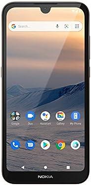 Nokia 诺基亚 1.3 智能手机(14.3cm/5.71寸,16GB内存,1GB RAM,双Sim卡),德国版,沙色