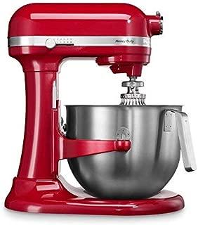 KitchenAid 食品處理器重型不銹鋼金屬護膝/混合/貓須 1.3 HP 6.9 l 6 重型