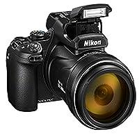 (Digipro) 尼康(Nikon) COOLPIX P1000 (P900S升级版) 轻便型长焦数码相机 125倍变焦,焦距24-3000mm 拍月神器 赠送 : 闪迪32G高速 +4件套 清洁套装 + 防丢绳 + 单反相机包 +品牌 UV滤镜 + 读卡器 +