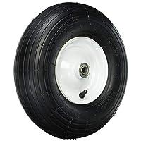 Shepherd Hardware 4.80/4.00-8 英寸充气轮胎轮胎 6-Inch 3337