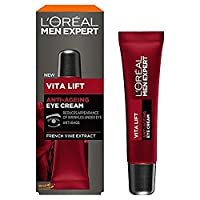 L'Oréal Men's Expert Vita Lift Anti-Ageing Eye Cream, 15 ml