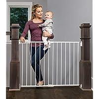 Regalo 超宽二合一楼梯和走廊*门,带安装套件