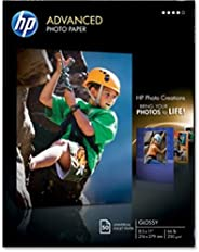 HEWLETT PACKARD HP 高級光面相紙 50 張