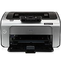 HP 惠普 LaserJet Pro P1108黑白激光打印机 A4打印 小型商用打印(亚马逊自营商品,由供应商配送)