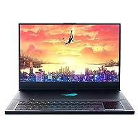 """华硕 ROG Zephyrus S GX701 游戏笔记本电脑,17.3"""" 144Hz Pantone 验证全高清 IPS,GeForce RTX 2080,英特尔酷睿 i7-8750H CPU,16GB DDR4,1TB PCIe Nvme SSD 超驱动,Windows 10 Pro - GX701GX-XS76"""