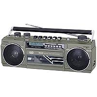 Trevi RR 511 DAB 收音机机 带数字 DAB接收器,MP3,UBS 蓝牙,全录音功能