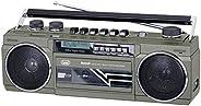 Trevi RR 511 DAB 收音機機 帶數字 DAB接收器,MP3,UBS 藍牙,全錄音功能