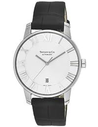 [蒂芙尼]Tiffany&Co. 腕表 Atlas Dome 银色表盘 自动上链Z1810.68.10A21A50A 男士 【平行进口商品】