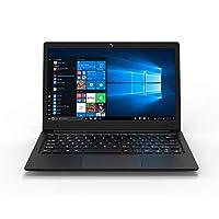 iOTA Flo 11.6 英寸笔记本电脑(黑色) - (英特尔赛扬,4GB 内存,64GB eMMC 存储,Windows 10 家庭) - 亚马逊*
