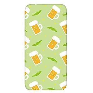 智能手机壳 透明 印刷 对应全部机型 cw-1221top 套 啤* 插画 beer UV印刷 壳WN-PR371903 AQUOS EVER SH-04G 图案E
