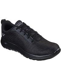 Skechers 斯凯奇 GO WALK MAX系列 男 轻质绑带健步鞋 54601