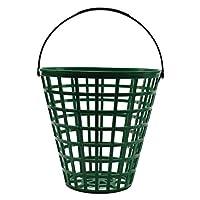 BESPORTBLE 高尔夫球篮高尔夫球容器带手柄球架*
