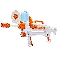 厕纸喷枪冲锋板风暴,玩具玩具玩具枪射速 Fire TP 喷球高达 50 英尺 - 使用真实厕纸! 适合儿童、青少年、大学生、爸、成人 - 户外和室内的超有趣礼物