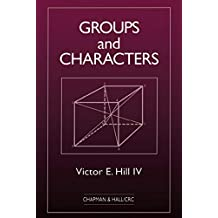 Groups and Characters (English Edition)