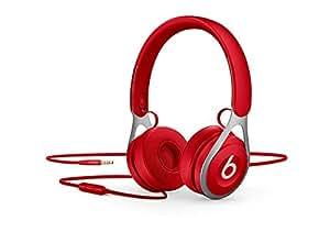 Beats EP 头戴式 贴耳有线耳机 - 红色 带线控麦克风可通话 ML9C2PA/A