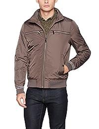 TOMMY HILFIGER 男式飞行员夹克–只在亚马逊销售