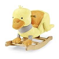Sterntaler 秋千玩具 鸭子 Edda 年龄:12-36 个月,67 x 36 x 51 厘米,黄色 / 橙色