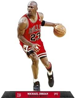 Michael Jordan 芝加哥公牛队 NBA StandZ® 动作照片桌面展示