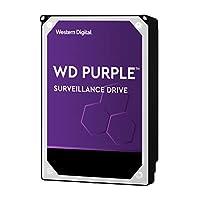 Western Digital 西部数据 HDD 内置硬盘 3.5英寸 3TB WD Purple 监控摄像头用