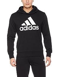 adidas 阿迪达斯 男式 运动型格 套头衫 ESS LIN P/O FT