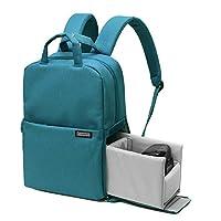 Koolertron 专业时尚多功能防水背包相机包户外旅行相机包适用于佳能尼康索尼