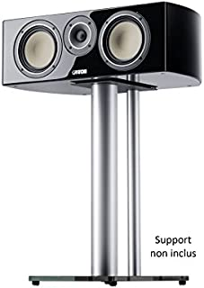 Kanton Reference 50 K 220 W 黑色揚聲器 - 揚聲器(3 Voie,有線,220 W,26-40000 Hz,8 Ohm,黑色)