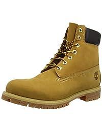 Timberland 添柏岚 女式6英寸优质防水短靴