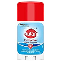 Autan Family Care Repellent Stick 芦荟精华 - 2 x 50毫升(存储装)