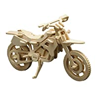 Pebaro Donau Elektronik M850-6 交叉 摩托车 木材 设计