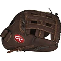 Rawlings Player Preferred 棒球手套,常规,慢投模式,Pro H-Web,12-1/2 英寸