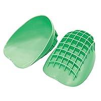 Mueller Pro Heel Cups, Green, Regular