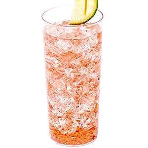 Restaurantware Cannello Cocktail Glass 100 count box, Clear