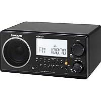 Sangean WR - 2桌面收音機帶遙控器