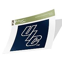 芝加哥州伊利诺伊大学火焰 NCAA 乙烯基贴花笔记本电脑水瓶汽车剪贴簿(贴纸 - 006)