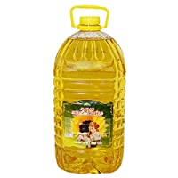 阿尔辰晞牌 葵花籽油 5L 俄罗斯亚原装进口 食用油 葵花油 凉拌 炒菜 (葵花籽油)