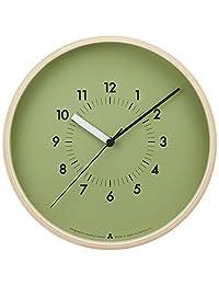 Lemnos SOSO 電波手表 AWA13-06 綠色 AWA13-06 GN