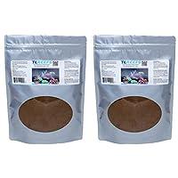 TL Reefs Bayoxide E33,GFO 磷酸盐去除剂,细粒氧化铁,适用于海水水族箱 4lbs