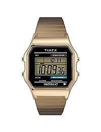TIMEX 天美时 美国品牌 时尚系列 石英手表 中性 男女适用腕表 T78677