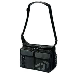 Daiwa 达亿瓦 钓具包 单肩包(C) 黑色