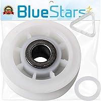 超耐用 279640 吹风机 Idler 滑轮替换部件 Blue Stars 出品 - 完全适合 Whirlpool & Kenmore 烘干机 - 替换 3388672、697692、AP3094197、W10468057