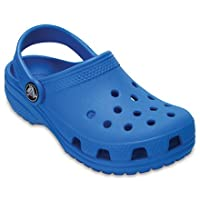 Crocs 中性童 时装凉鞋 Classic Clog K 204536