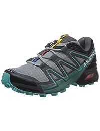 中国亚马逊: 萨洛蒙(Salomon) SPEEDCROSS VARIO 女款越野跑鞋 ¥479