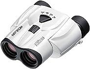 Nikon 尼康 双筒望远镜 ACULON T11 8-24x25 波罗棱镜 8-24倍25口径 白色 ACT11WH