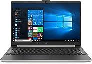 全新 2020 HP 15.6 英寸高清触摸屏笔记本电脑 英特尔酷睿 i7-1065G7 8GB DDR4 RAM 512GB SSD HDMI 802.11b/g/n/ac Windows 10 银色 15-dy1771ms