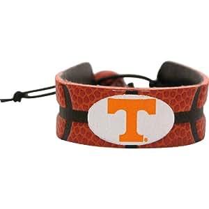NCAA Tennessee Volunteers Classic Basketball Bracelet
