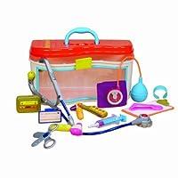 B.Toys 比乐 小医生套装 仿真角色扮演 过家家玩具 宝宝扮演 医生游戏套装 家庭玩具 18个月+ BX1230Z